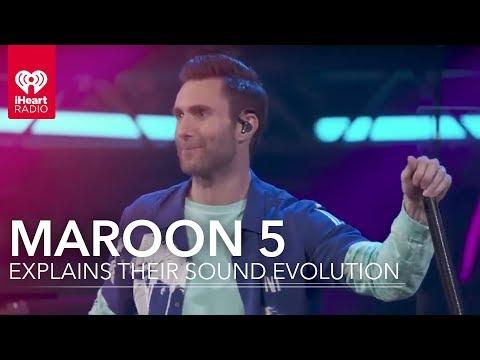 Adam Levine Explains The Evolution Of Maroon 5