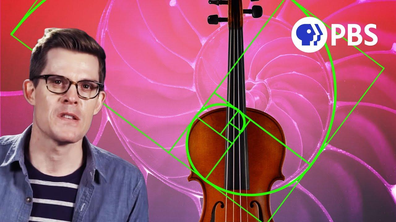 In music!   fibonacci, sacred geometry, mathematics geometry.
