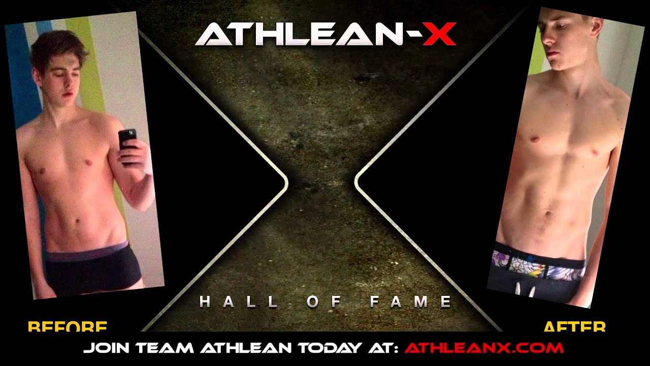 athlean x workout program