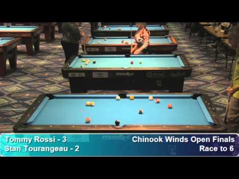 Tommy Rossi vs Stan Tourangeau - Finals Chinook Winds Open