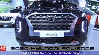 2020 Hyundai Palisade - Exterior And Interior - Montreal Auto Show 2020