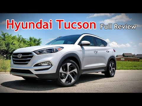 2018 Hyundai Tucson: FULL REVIEW | The Value Leader in a Hot Segment!