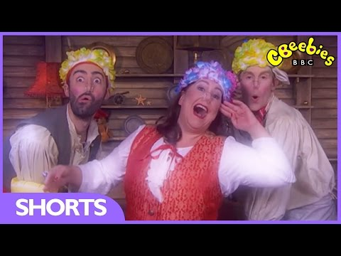 Brand New Swashbuckle | CBeebies