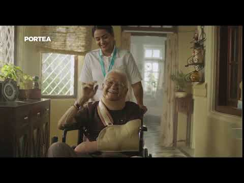Portea Home Health Care | Physio, Nurse, Lab Test, Doctor, Elder Care, Medical Equipments at Home