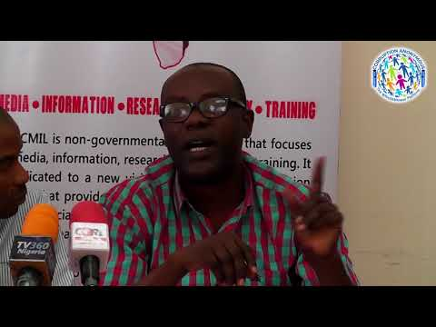 AFRICMIL's media dialogue on one year of the whistleblowing policy in Nigeria