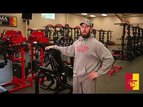 ProMaxima Fitness Equipment - TR-105 Core, Glute / Ham Trainer
