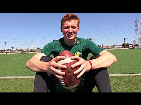 QB | Griffin O'Connor  '18 : Edison High (Huntington Beach, CA) Sophomore Year Spotlight