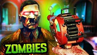 REVENGE OF ZOMBIE HITLER. (Black Ops 3 Custom Zombies)