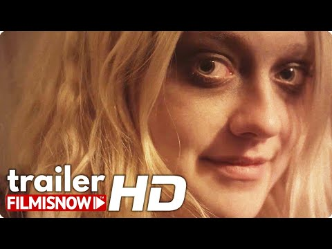 VIENA AND THE FANTOMES Trailer (2020) Dakota Fanning Punk Band Movie