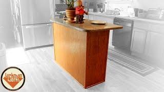 Kitchen Island Build - Jackman Carpentry