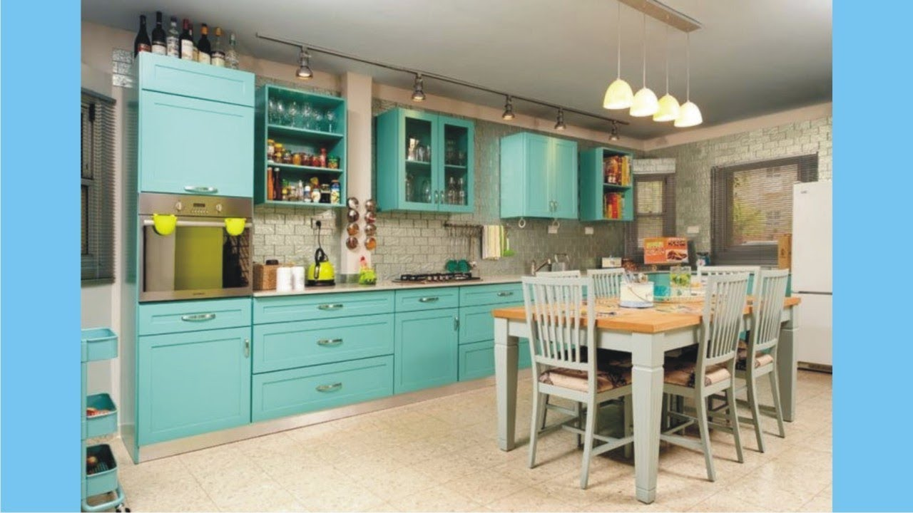 Gorgeous Turquoise Kitchen Decor This Year Youtube