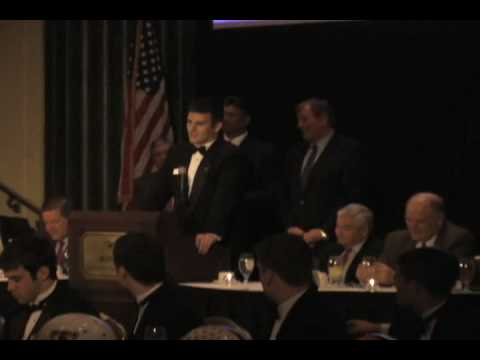 Matt Miller, Anthony Munoz Lineman of the Year 2008 0001