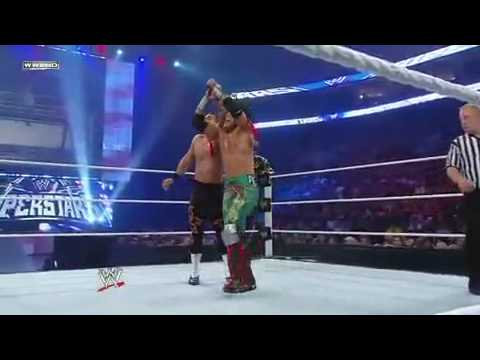 WWE Superstars 7/1/10 Part 1/5 (HQ)