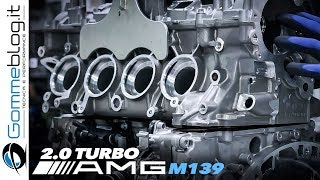 2020 Mercedes A45 AMG ENGINE (421 HP) - PRODUCTION