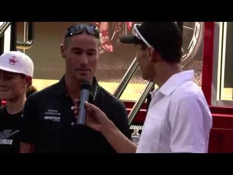 Crowie and Macca Team Up at 2011 Hawaii Ironman