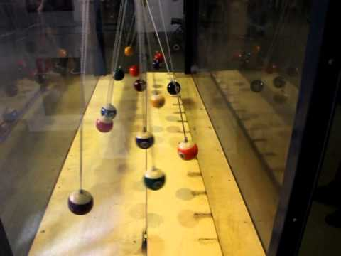 Бильярдный шар - видео @ I-Sux