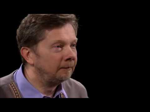Eckhart Tolle: The Dark Night of the Soul