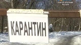 В Славянском районе объявлен карантин