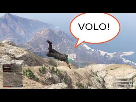 Grand Theft Auto V Funny Moments Montage - ITA