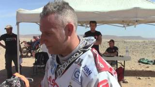 MERZOUGA RALLY 2013 - STAGE 2