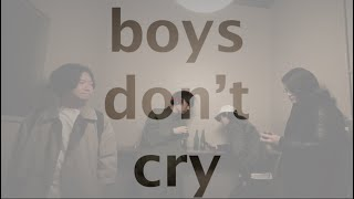 YouTube動画:リフの惑星 - boys don't cry (official video)