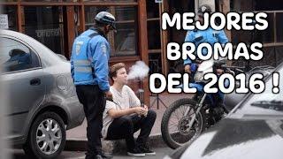LAS MEJORES BROMAS DEL 2016 !!! - NoTePiquesTV