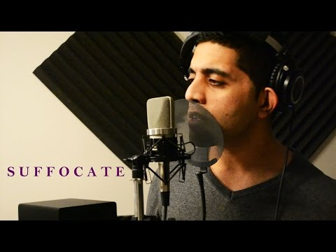 J. Holiday - Suffocate (Acoustic Cover) (Lyrics)
