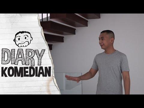Diary Komedian - Tur Rumah Baru