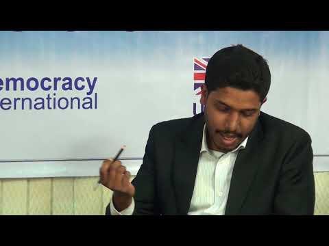 Democracy Talk I Multi - party Program I Chittagong I Group 1 I January 11, 2018