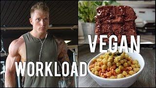 Pflanzen essen 🌱 & Muskelaufbau (Workload 🏋🏽) - SCHMALE SCHULTER