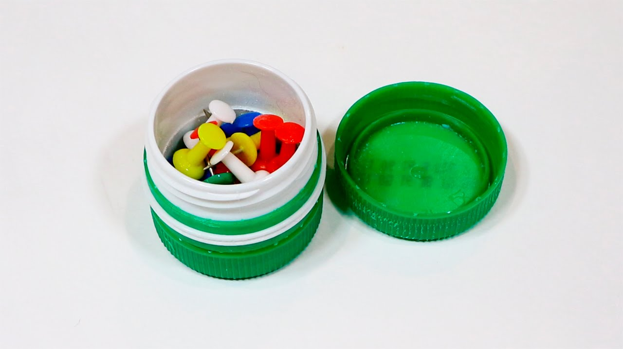 Diy bottle caps life hack you need to know youtube for Bottle cap hat diy