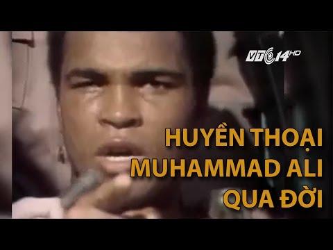 (VTC14)_Huyền thoại quyền anh Muhammad Ali qua đời ở tuổi 74