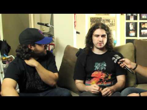 KRALLICE Exclusive Metal Injection Interview