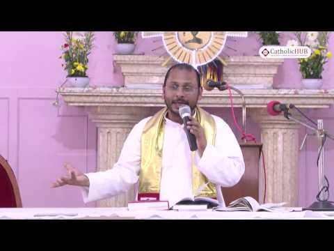 """Tamil Seminar on """"Souls in Purgatory"""" @ Don Bosco Shrine, Ayanavaram, Chennai, INDIA. 13-11-16"""