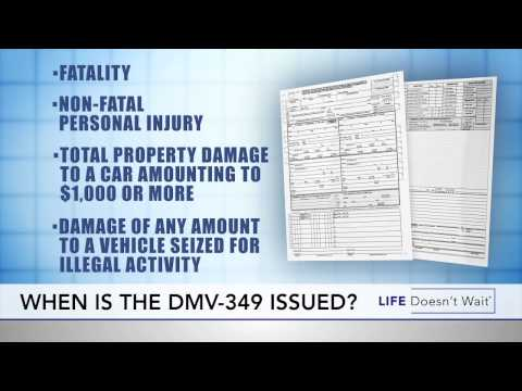 If you're in an accident, the North Carolina DMV-349 crash report is extremely important. Attorney, David Henson, answers frequently asked questions about the report and explains how the attorneys at Henson Fuerst use the report to help you in your case.