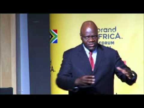Dr. Arthur Mutambara - Brand Africa FORUM 2011