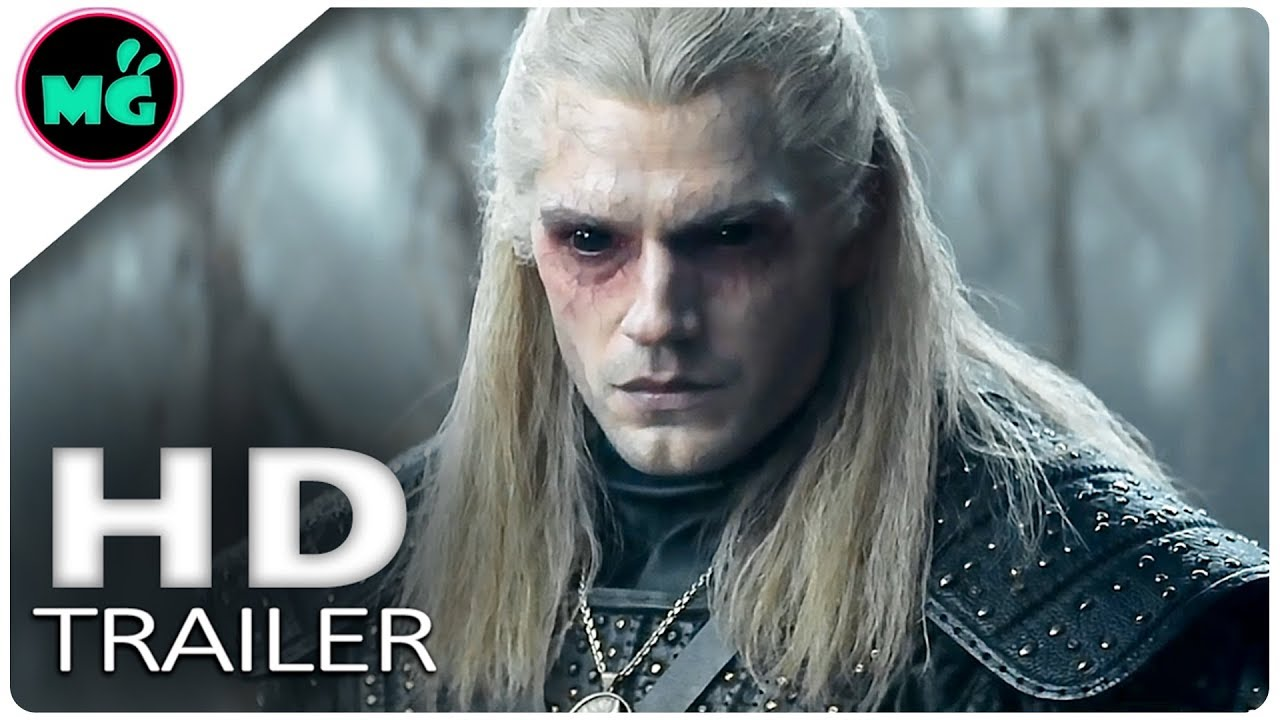 Download THE WITCHER Official Trailer (2019) Henry Cavill, New Netflix Series HD