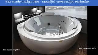 Corner spa bathroom designs | Best of most popular interior & exterior modern design picture