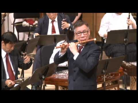Chinese Music Ensemble of NY at Merkin Concert Hall of Kaufman Center