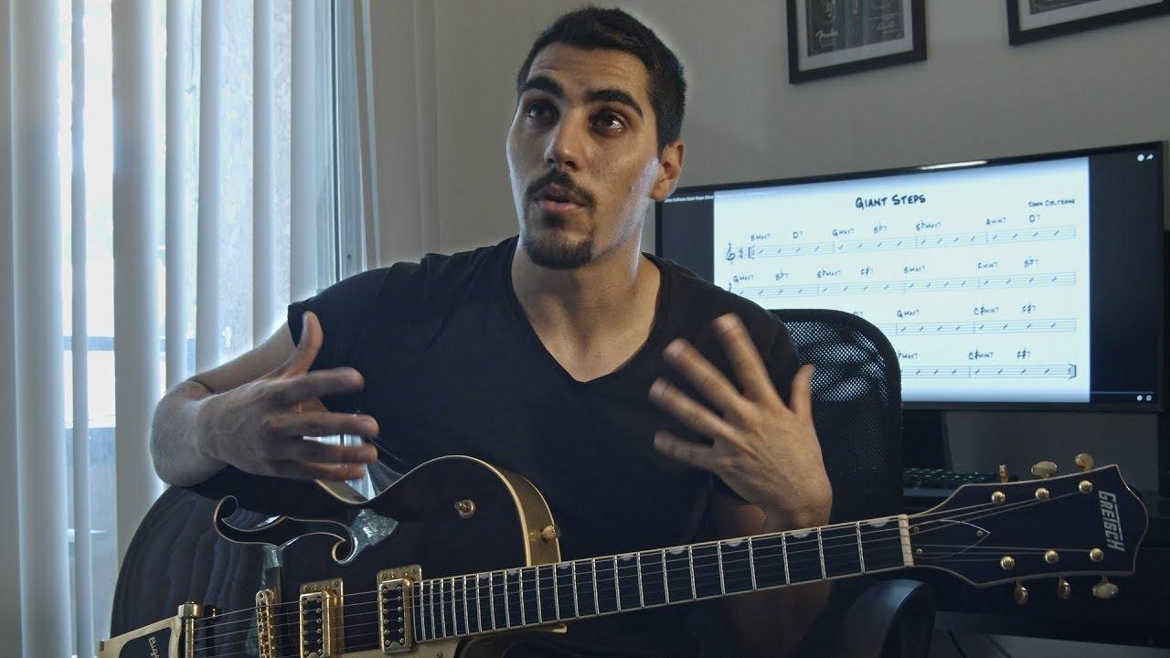 Download metal guitarist meets jazz guitarist