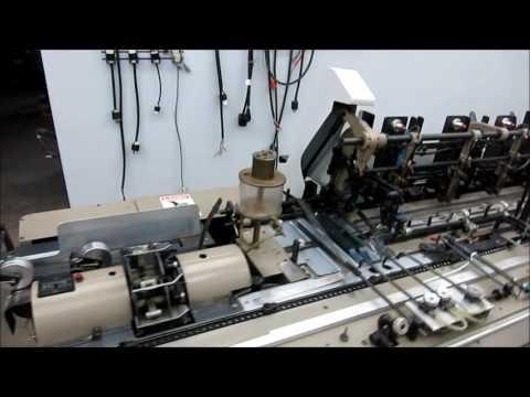 Bell & Howell 7200 C4 Phillipsburg Inserting and Sealing Machine