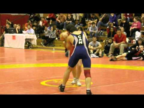 2010 Guelph Open: 66 kg Jack Bond vs. Ryan Lue