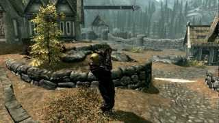 Skyrim Badass goes Dancing