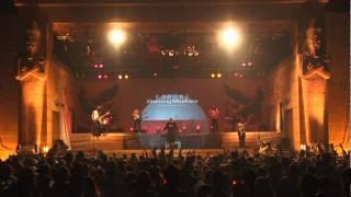 Jhony Mufas show - Noites do Terror 2008 - No Sarcófago do Faraó.
