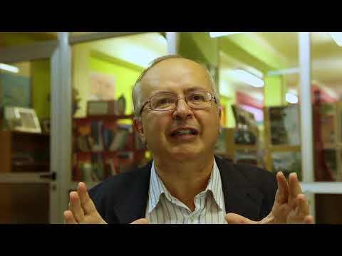 Entrevista Angel Urbina ( La Muralla)
