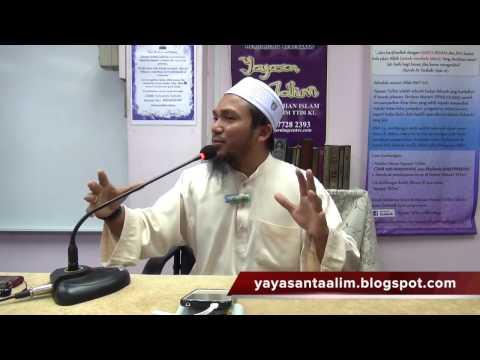 Eksklusif! Pendedahan Ustaz Syed Mohd Azwan Syed Yahya Tentang Kesesatan Habib-habib Yaman