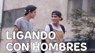LIGANDO CON HOMBRES | BROMA - NoTePiquesTV
