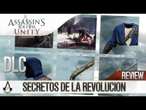 Assassin's Creed Unity | DLC Pack Secretos de la Revolución | Contenido Exclusivo | Review