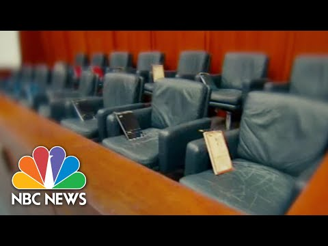 New Study Highlights Issues Of Systemic Bias In Jury Selection | NBC Nightly News