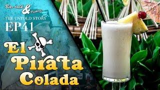 Piña Colada! - El Pirata Colada and Pirate Roberto Cofresi